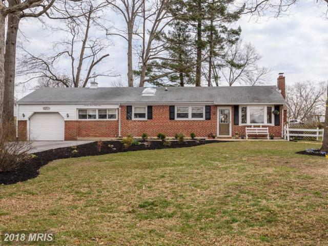 7733 Carter Road, Sykesville, MD 21784 (#CR10209519) :: The Miller Team