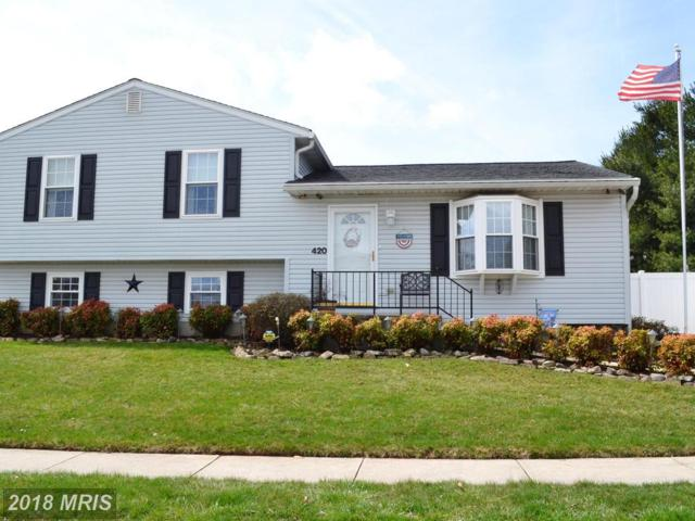 420 Taney Drive, Taneytown, MD 21787 (#CR10212601) :: Keller Williams Pat Hiban Real Estate Group