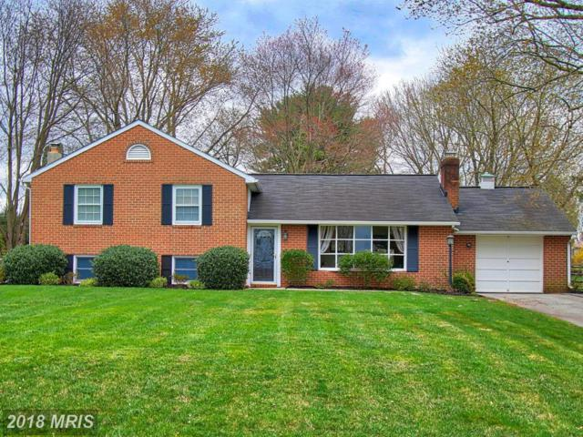 6127 Rolling View Drive, Sykesville, MD 21784 (#CR10213200) :: The Savoy Team at Keller Williams Integrity