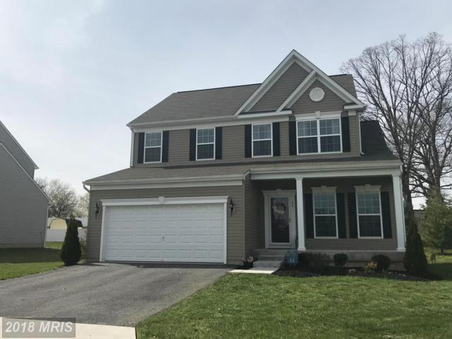 44 Amicus Street, Taneytown, MD 21787 (#CR10217516) :: Browning Homes Group