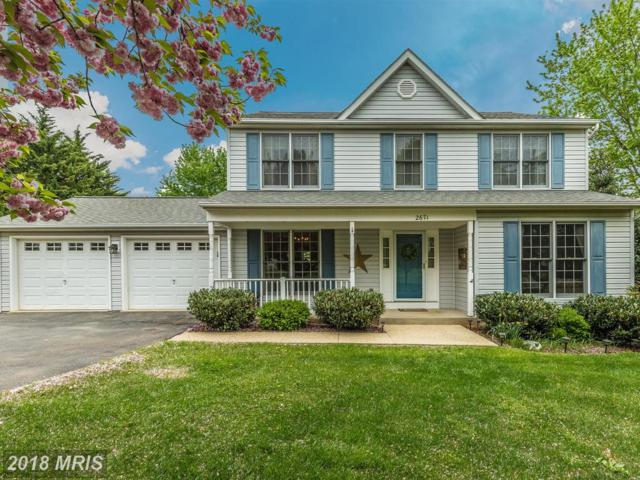 2671 Leslie Road, Mount Airy, MD 21771 (#CR10236326) :: Advance Realty Bel Air, Inc