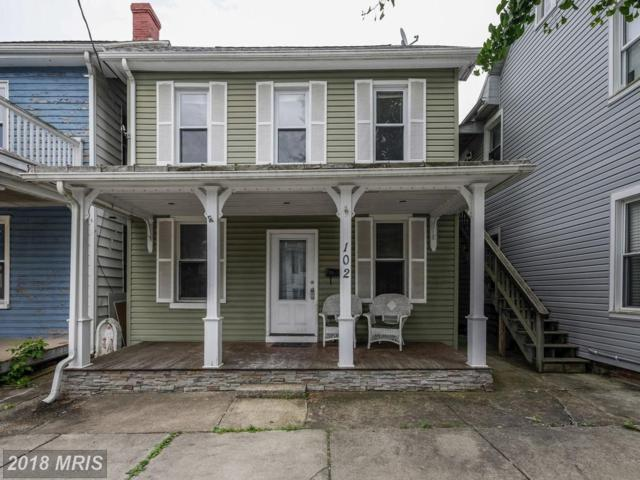 102 Pennsylvania Avenue, Westminster, MD 21157 (#CR10250270) :: The Gus Anthony Team