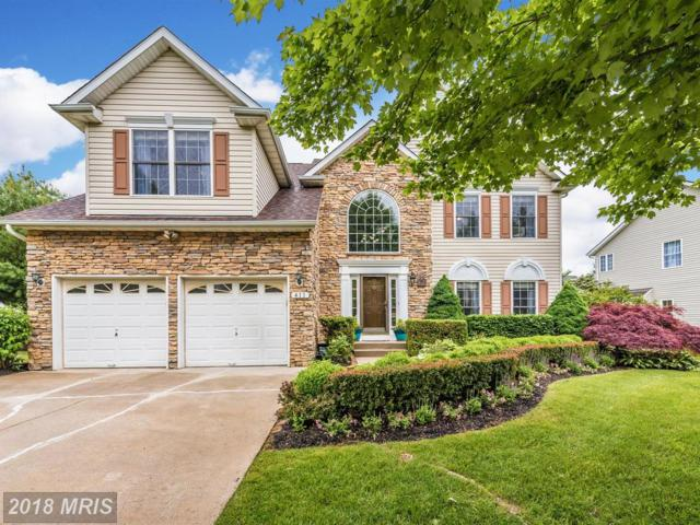 411 Bridlewreath Way, Mount Airy, MD 21771 (#CR10250452) :: The Maryland Group of Long & Foster