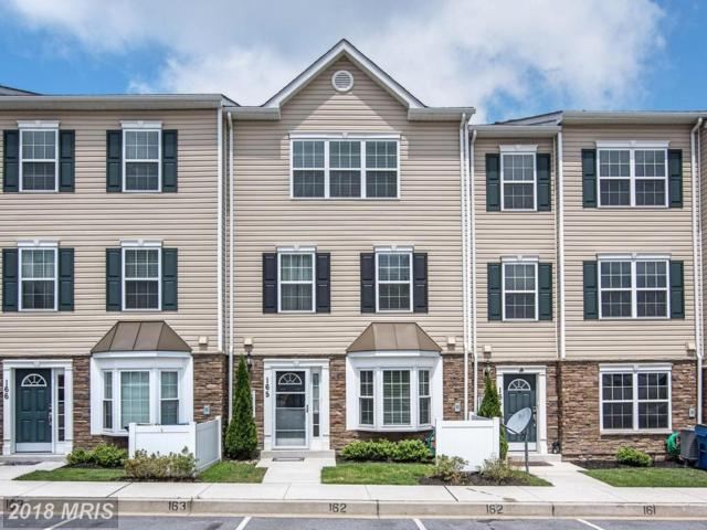 1821 Cassandra Drive #165, Eldersburg, MD 21784 (#CR10262502) :: Provident Real Estate