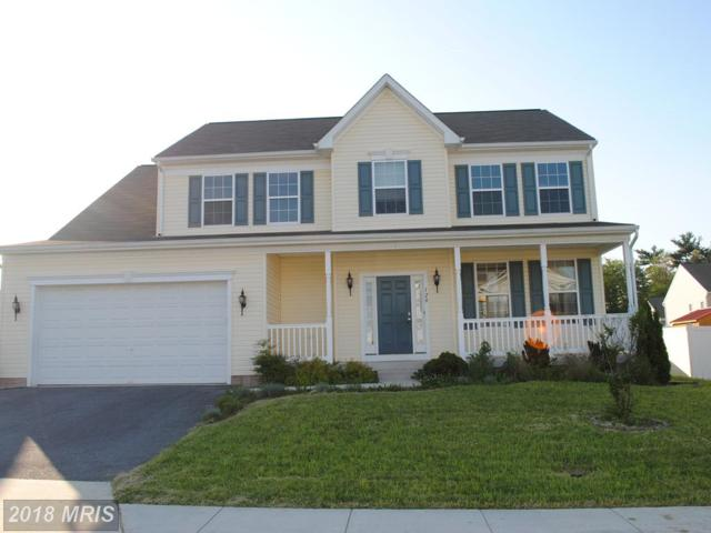120 Water Run Street, Taneytown, MD 21787 (#CR10263835) :: The Gus Anthony Team