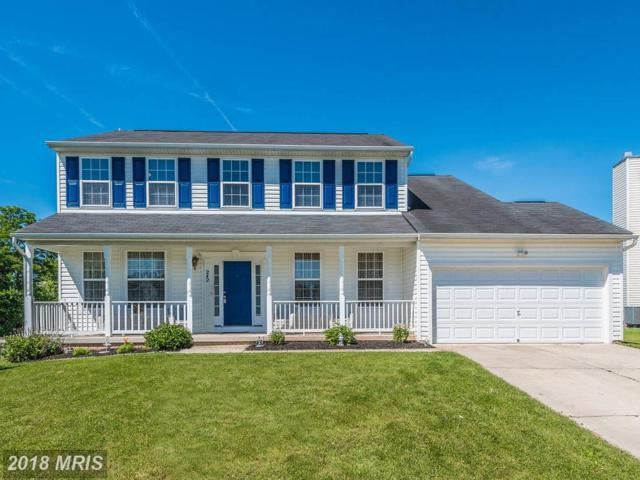 242 Colbert Street, Taneytown, MD 21787 (#CR10273100) :: ExecuHome Realty