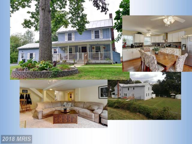 4315 Stumptown Road, Taneytown, MD 21787 (#CR10276877) :: The Bob & Ronna Group