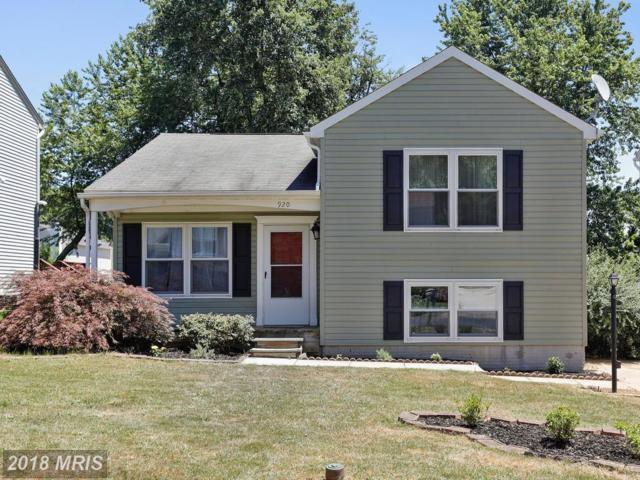 920 Slash Pine Court, Eldersburg, MD 21784 (#CR10296286) :: Keller Williams Pat Hiban Real Estate Group