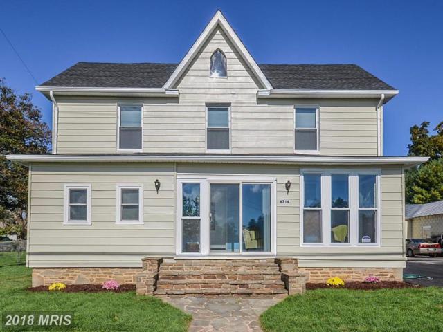 6714 Sykesville Road, Sykesville, MD 21784 (#CR10297128) :: Keller Williams Pat Hiban Real Estate Group