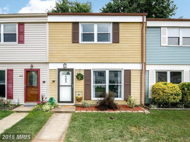 405 Red Tulip Court, Taneytown, MD 21787 (#CR10301640) :: Bob Lucido Team of Keller Williams Integrity