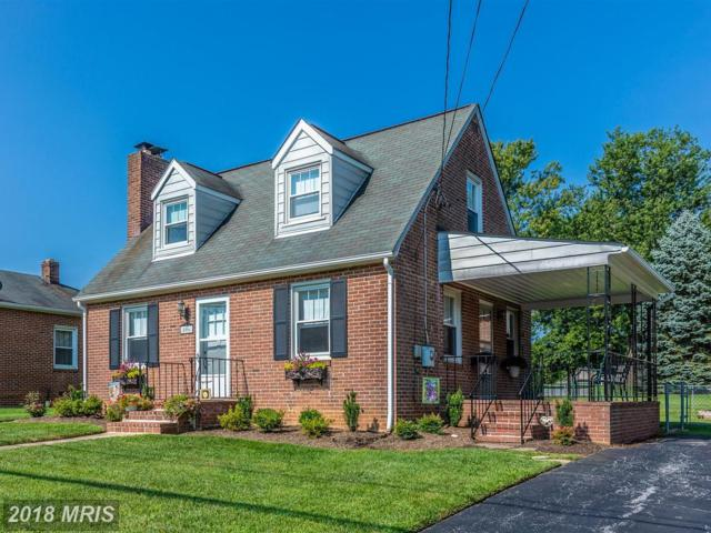506 Carroll Avenue, Mount Airy, MD 21771 (#CR10319300) :: Ultimate Selling Team