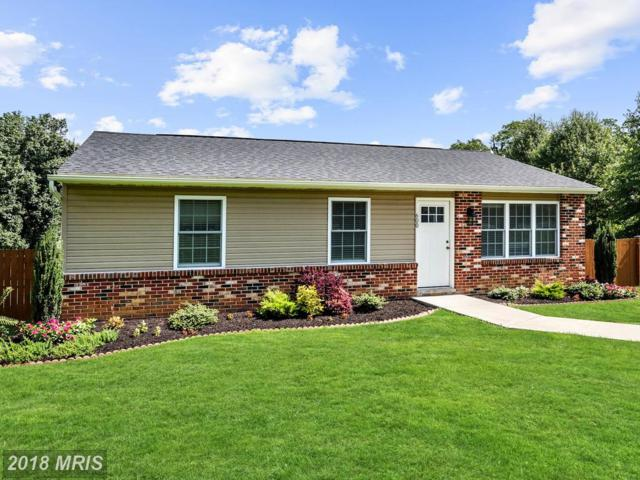 600 Fern Way, Sykesville, MD 21784 (#CR10319822) :: Wes Peters Group