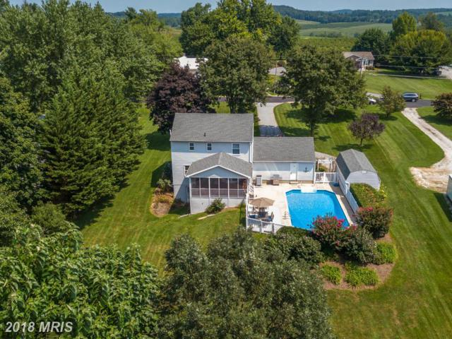1414 Warehime Road, Westminster, MD 21158 (#CR10323358) :: The Maryland Group of Long & Foster