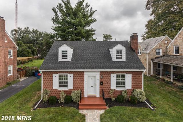 46-WEST Green Street, Westminster, MD 21157 (#CR10352589) :: RE/MAX Gateway
