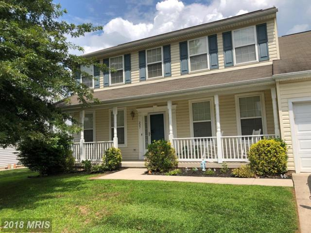 227 Colbert Street, Taneytown, MD 21787 (#CR9014118) :: ExecuHome Realty