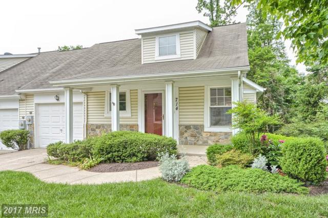 714 Merry Go Round Way, Mount Airy, MD 21771 (#CR9958791) :: LoCoMusings