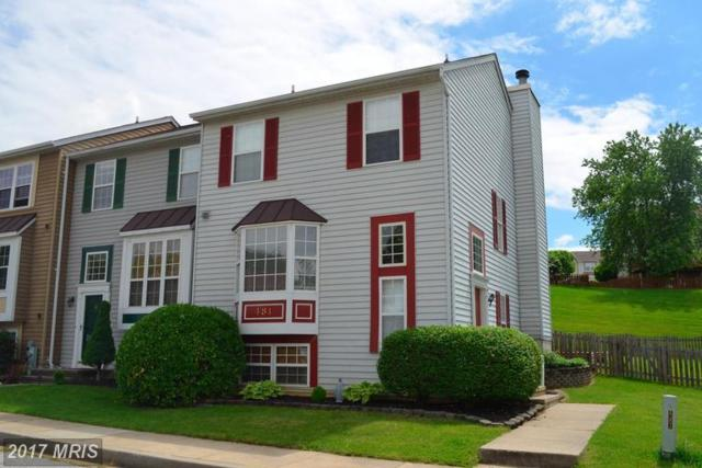 481 Silver Court, Westminster, MD 21158 (#CR9960266) :: LoCoMusings