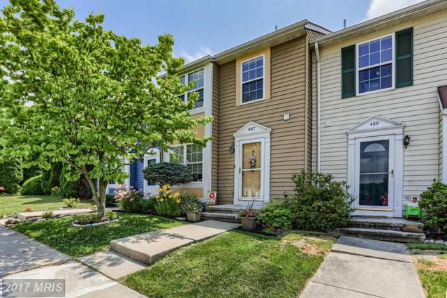 487 South Hills Court, Westminster, MD 21158 (#CR9985046) :: LoCoMusings