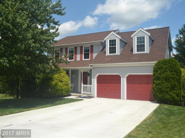 3871 Yellowstone Court, Hampstead, MD 21074 (#CR9997924) :: Pearson Smith Realty