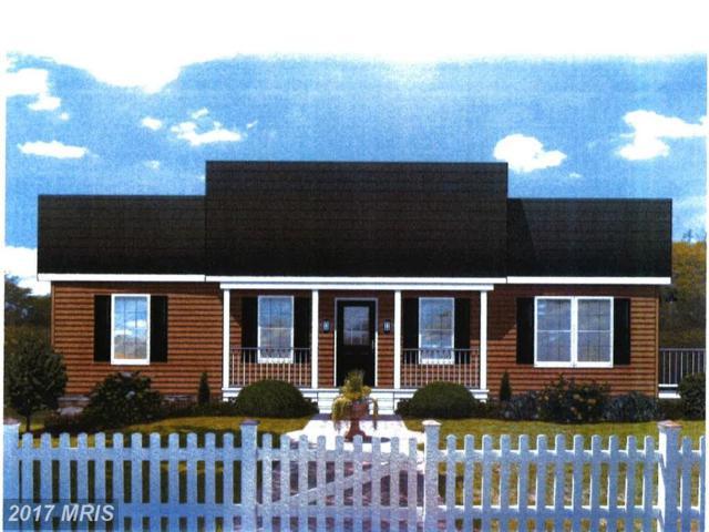 Lot 3 Woodland Church Road, Culpeper, VA 22701 (#CU10083292) :: Network Realty Group