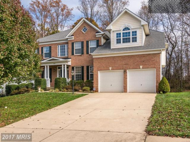 842 Kingsbrook Road, Culpeper, VA 22701 (#CU10105305) :: The Nemerow Team