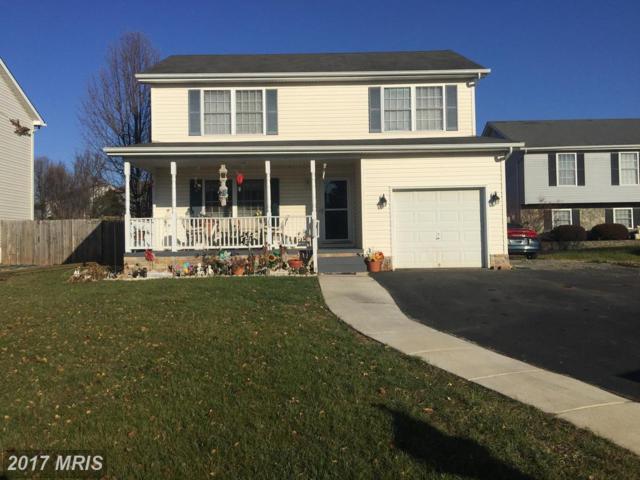 736 Amanda Court, Culpeper, VA 22701 (#CU10121833) :: The Crews Team