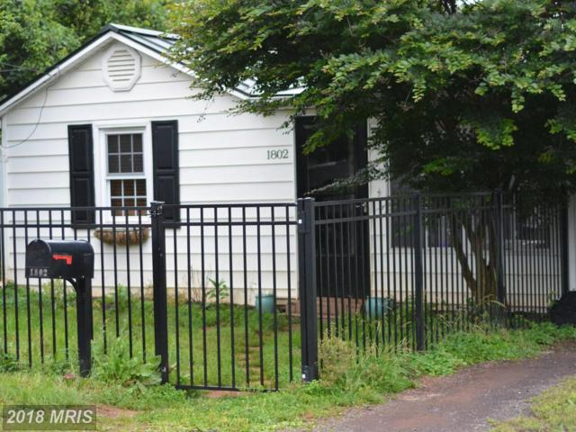 1802 Broad Street, Culpeper, VA 22701 (#CU10267431) :: Circadian Realty Group
