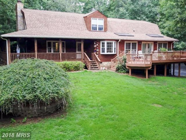 16405 Deerfield Lane, Jeffersonton, VA 22724 (#CU10294760) :: Provident Real Estate