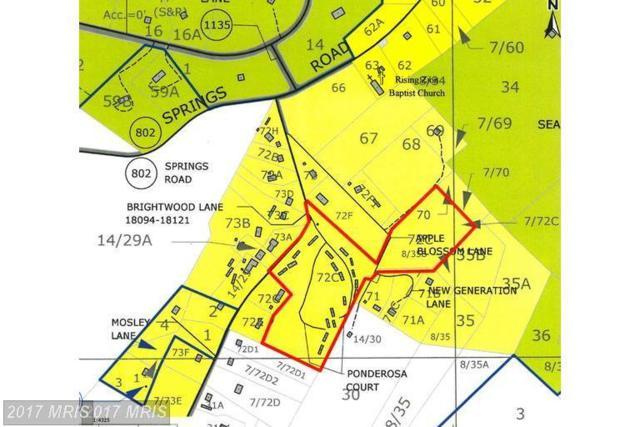 0 Ponderosa Court, Jeffersonton, VA 22724 (#CU9963500) :: Pearson Smith Realty