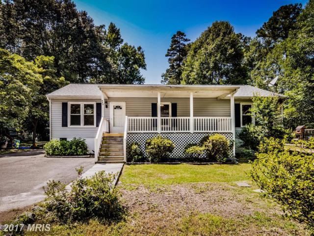 257 Lake Caroline Drive, Ruther Glen, VA 22546 (#CV10009927) :: Green Tree Realty