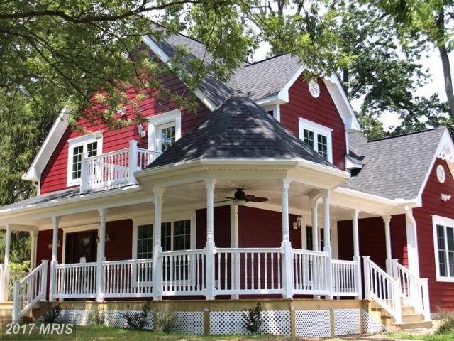 Golansville Rd Lot 2, Ruther Glen, VA 22546 (#CV10011266) :: Green Tree Realty