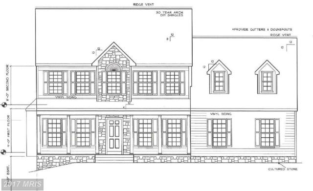 Golansville Rd Lot 3, Ruther Glen, VA 22546 (#CV10011557) :: Green Tree Realty