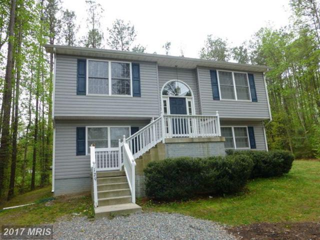 129 Lake Caroline Drive, Ruther Glen, VA 22546 (#CV10029580) :: Green Tree Realty