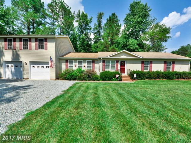 524 Smith Drive, Ruther Glen, VA 22546 (#CV10035523) :: Green Tree Realty