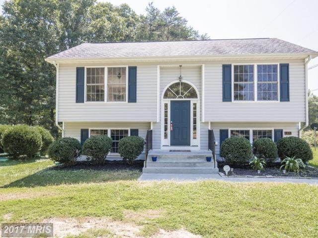 817 Houston Drive, Ruther Glen, VA 22546 (#CV10038124) :: Pearson Smith Realty