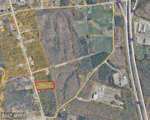 0 Jefferson Davis, Ruther Glen, VA 22546 (#CV10057973) :: Green Tree Realty