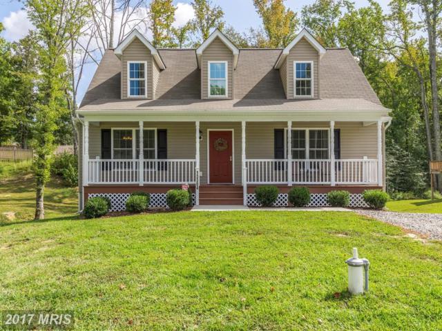13304 Julien Street, Woodford, VA 22580 (#CV10062180) :: United Real Estate Premier