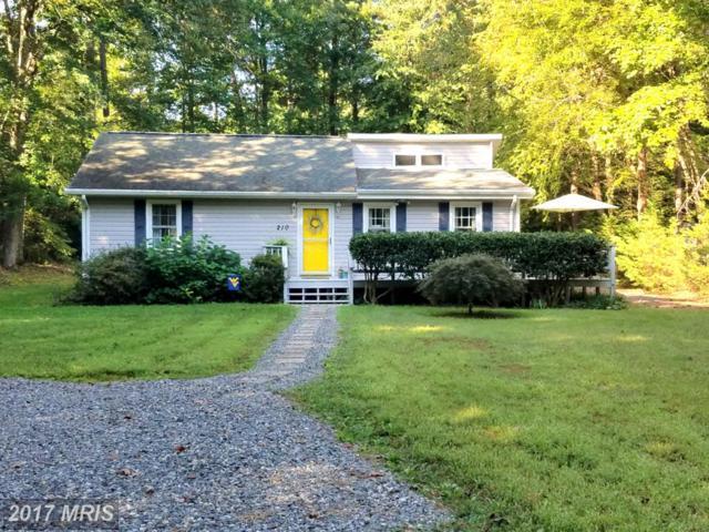 210 Hale Drive, Ruther Glen, VA 22546 (#CV10065088) :: Blackwell Real Estate