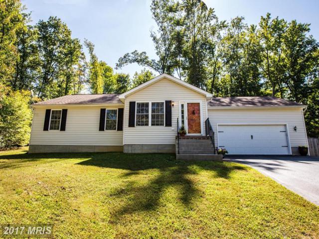 104 Hessian Drive, Ruther Glen, VA 22546 (#CV10069955) :: Green Tree Realty