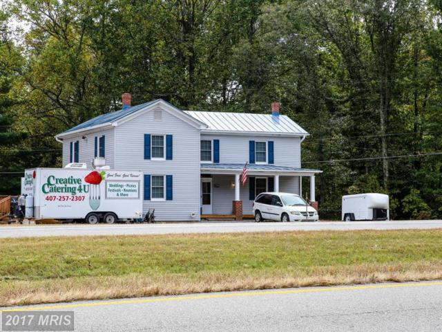 17518 A P Hill Boulevard, Bowling Green, VA 22427 (#CV10077395) :: Pearson Smith Realty