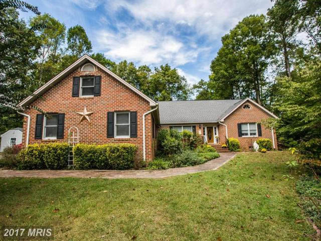 18162 Harding Drive, Bowling Green, VA 22427 (#CV10083983) :: The Crews Team