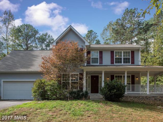 124 American Drive, Ruther Glen, VA 22546 (#CV10089570) :: Green Tree Realty