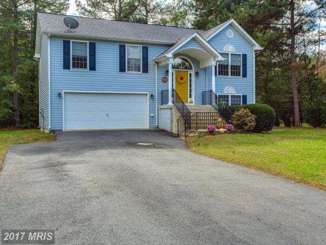 421 Pocahontas Drive, Ruther Glen, VA 22546 (#CV10096053) :: Green Tree Realty