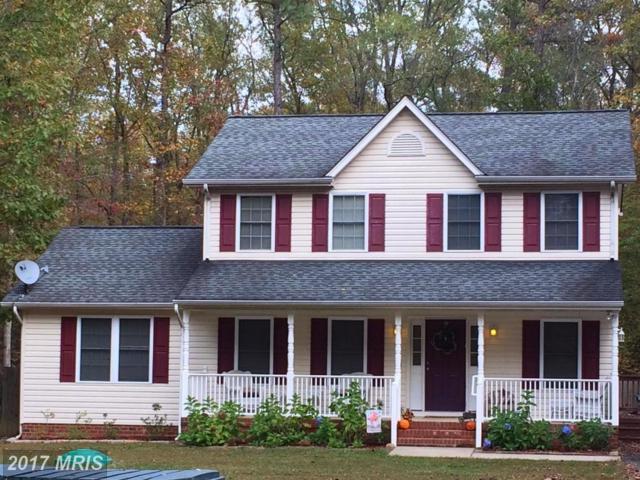 124 Patrick Henry Drive, Ruther Glen, VA 22546 (#CV10097871) :: Green Tree Realty