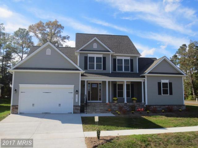 16010 Harrison Way, Bowling Green, VA 22427 (#CV10099418) :: Green Tree Realty