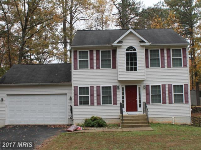505 Montgomery Drive, Ruther Glen, VA 22546 (#CV10103050) :: United Real Estate Premier
