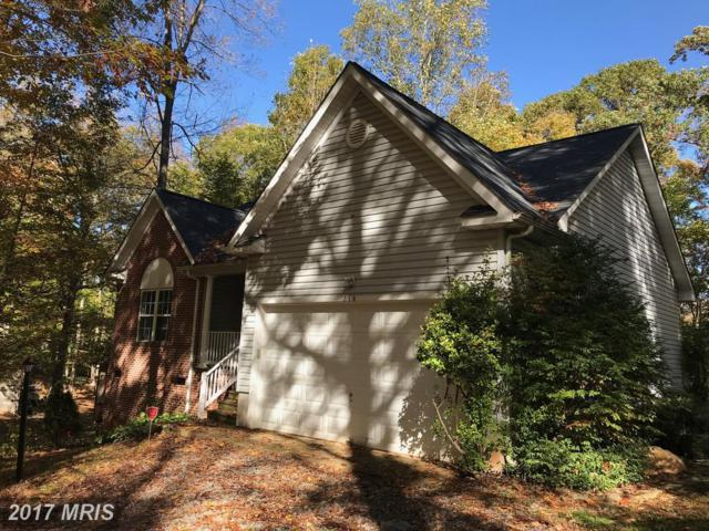 218 Cedar Ridge Drive, Ruther Glen, VA 22546 (#CV10105620) :: Green Tree Realty