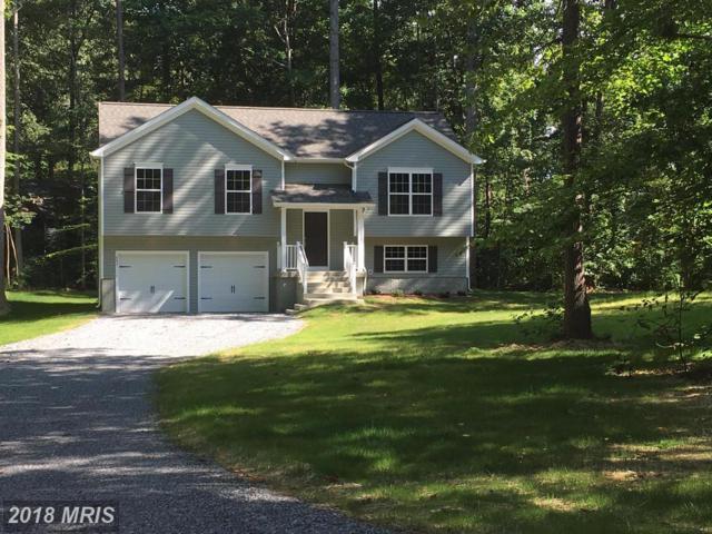 607 Lake Caroline Drive, Ruther Glen, VA 22546 (#CV10126781) :: Pearson Smith Realty