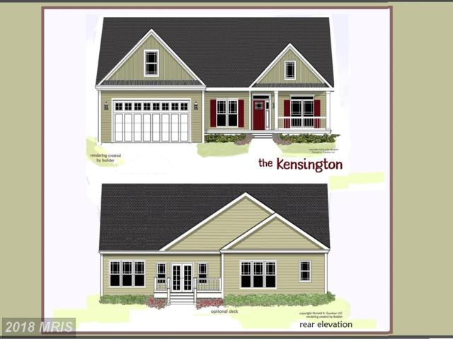 123 Land Or Drive The Kensington, Ruther Glen, VA 22546 (#CV10134793) :: Pearson Smith Realty