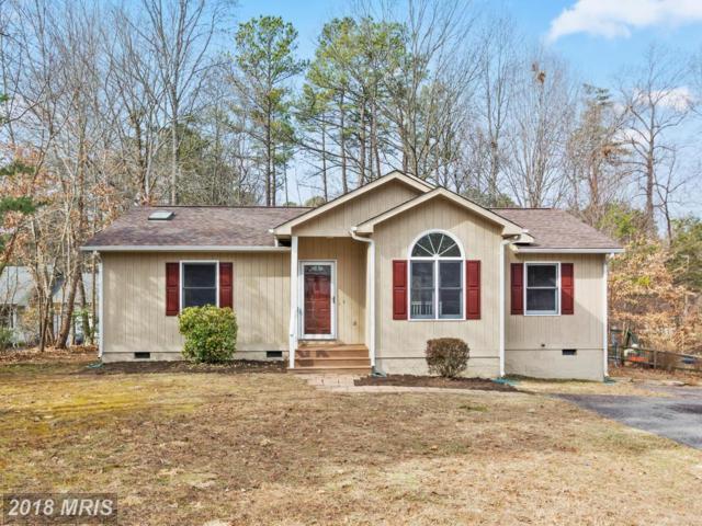233 Washington Drive, Ruther Glen, VA 22546 (#CV10147545) :: Green Tree Realty
